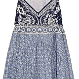 Chloé x Net-A-Porter Printed Cotton-voile Mini Dress ($1,195)