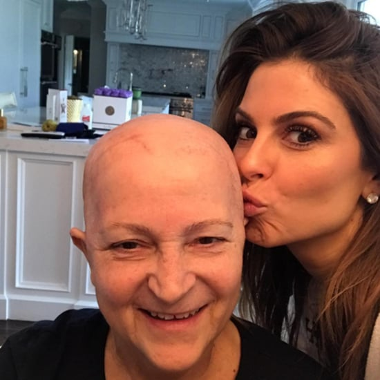 Maria Menounos With Her Mom Instagram Picture July 2017