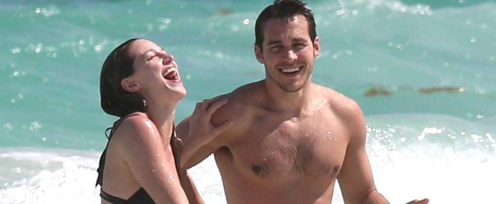 Melissa Benoist and Chris Wood's Sweetest Offscreen Couple Moments