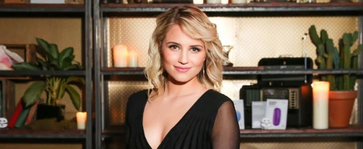 """Dianna Agron: """"It's So Much Sexier to Be Pale"""""""
