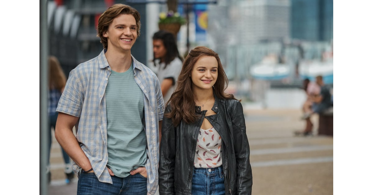 Elle and Lee Could Take a Hard Look at Their Friendship | 13 Ways The Kissing Booth 3 Could Give Fans a Perfect Ending to Elle and Lee's Story | POPSUGAR Entertainment Photo 2