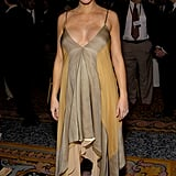 Gorgeous and glowing in Stella McCartney in 2004.