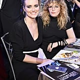 Pictured: Taylor Schilling and Natasha Lyonne