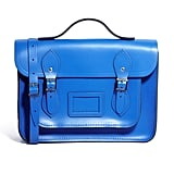ASOS Exclusive Cambridge Satchel With Top Handle ($245)