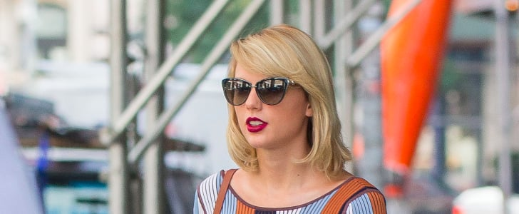 Taylor Swift's New Haircut Proves That the Shag Is Here to Stay