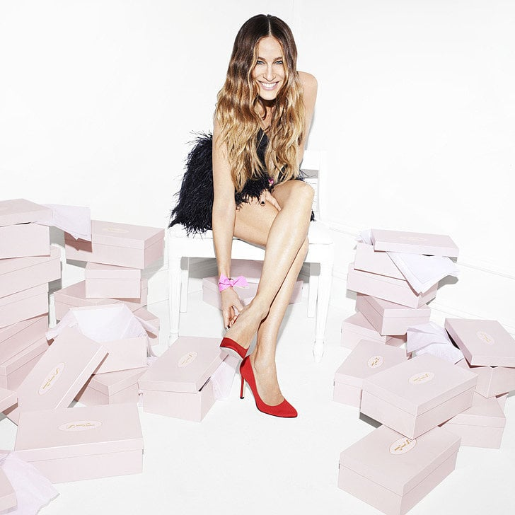 Sarah Jessica Parker's Favorite Shoe Moment From SATC Is Not What You Would Expect