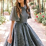 Gal Meets Glam Collection Harper Lace Fit & Flare Dress