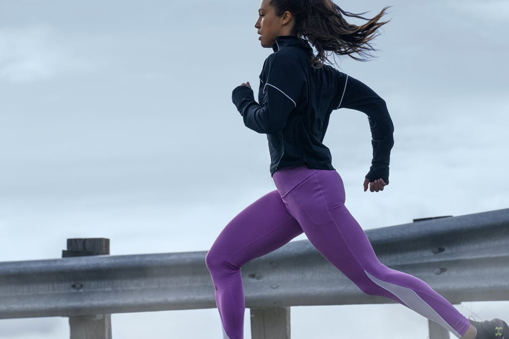 Warm Under Armour Running Tops For Fall Racing