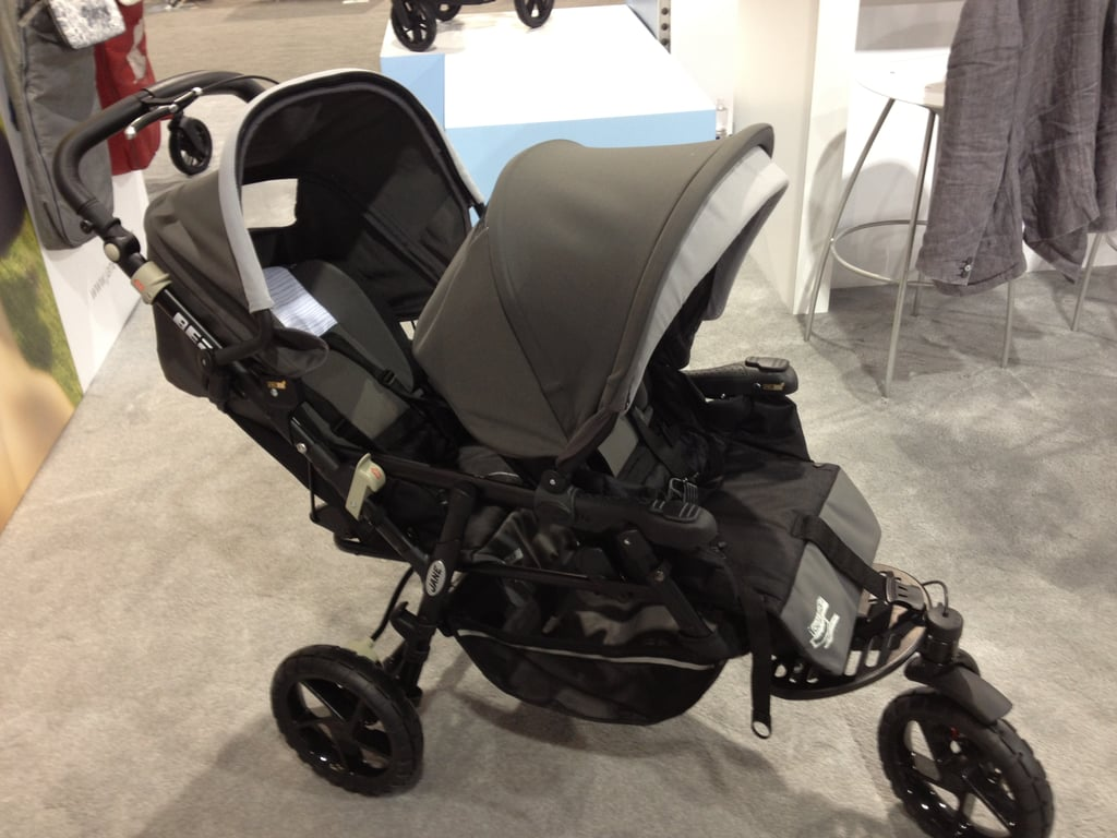 Baby Jogger S Summit X3 Double Jogging Stroller Was Developed After