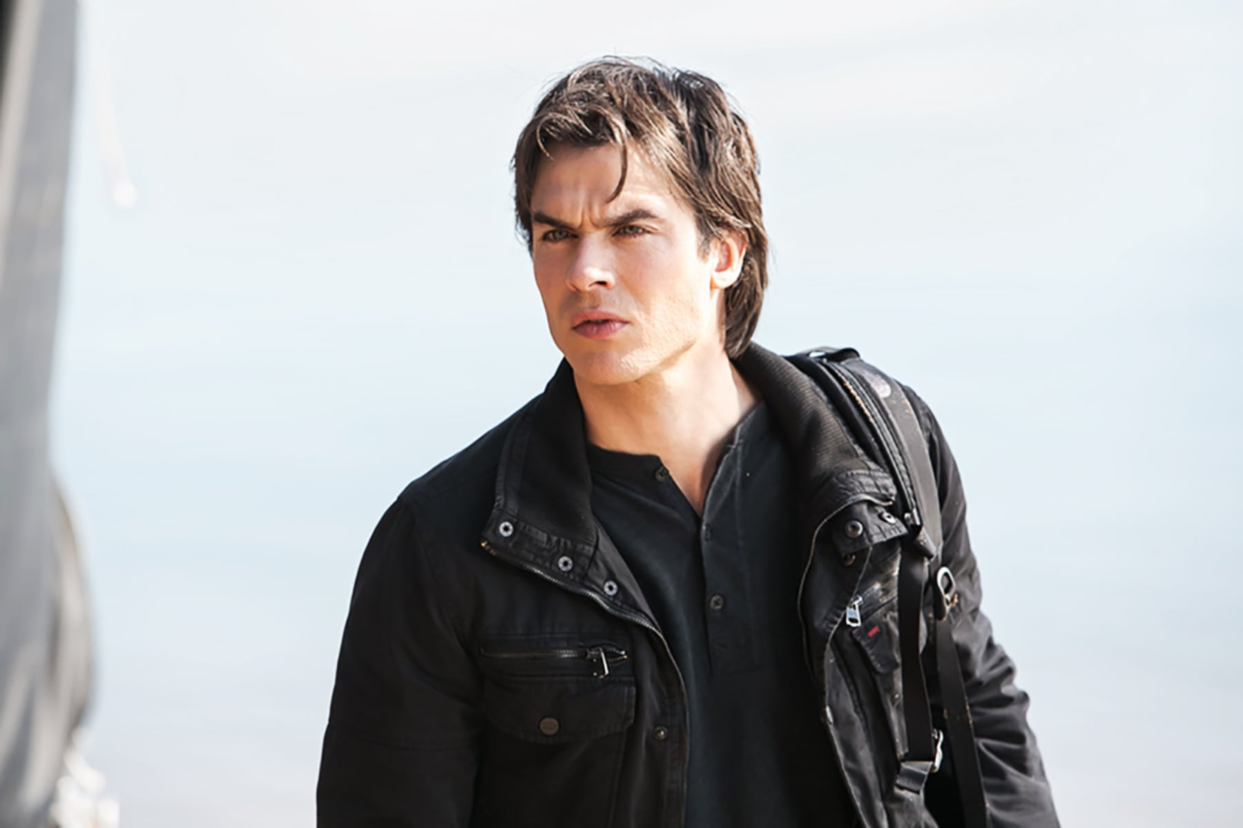 THE VAMPIRE DIARIES, Ian Somerhalder, 'Into The Wild', (Season 4, ep. 413, aired Feb. 7, 2013). photo: Tina Rowden /  The CW / Courtesy: Everett Collection