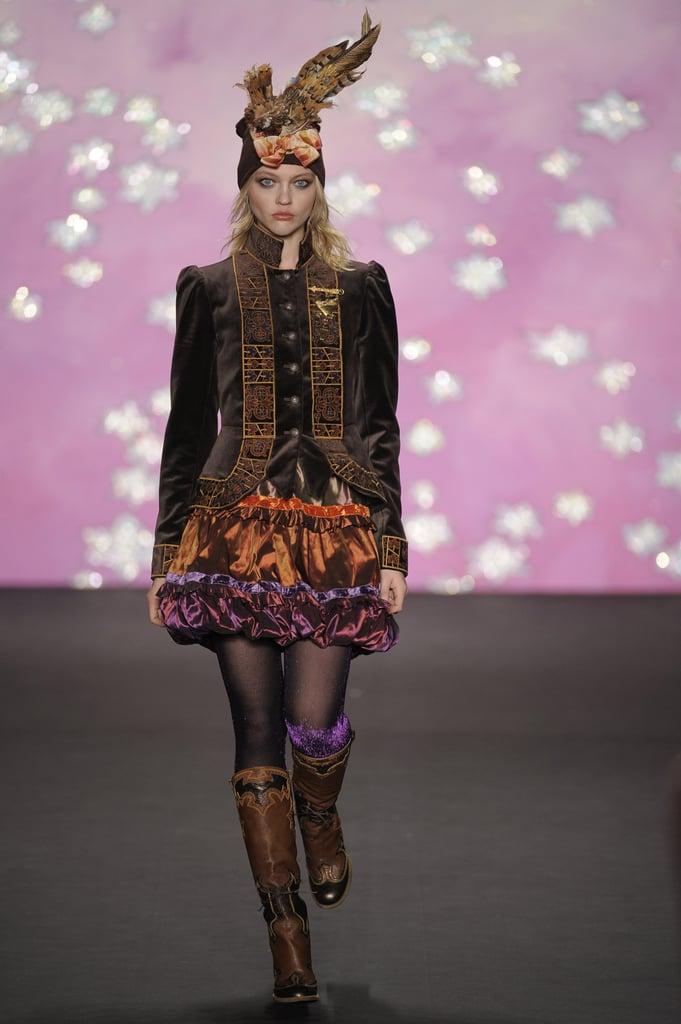 New York Fashion Week: Anna Sui Fall 2009