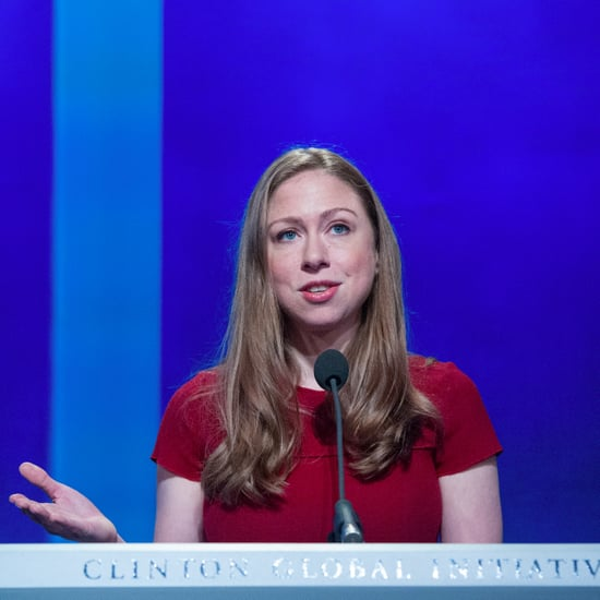 Chelsea Clinton Stands Up For Barron Trump