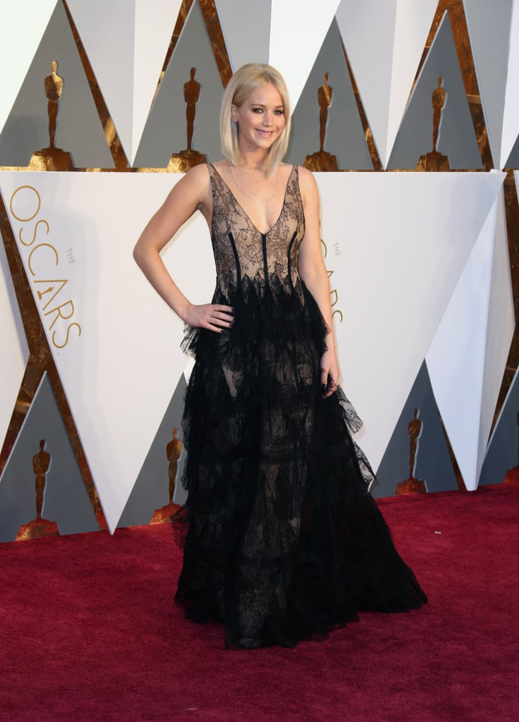 What Do You Think of Jennifer Lawrence's Dior Dress?