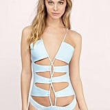 Unforgettable Lace-Up Monokini ($25, originally $50)