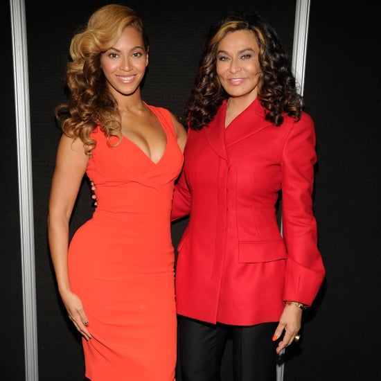 Tina Knowles Talks About Beyonce's Twins July 2017