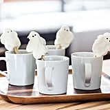 Marshmallow Ghost Hot Chocolate Toppers