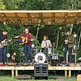 Outdoor Live Band