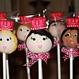 Fairy Princess Ballerina Cake Pops