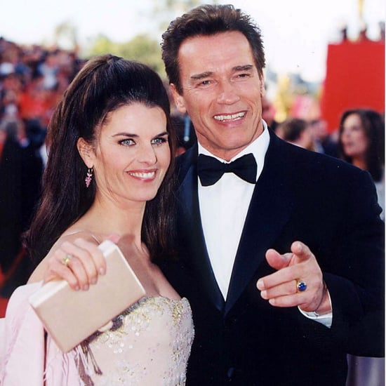 Pictures of Maria Shriver and Arnold Schwarzenegger Through the Years