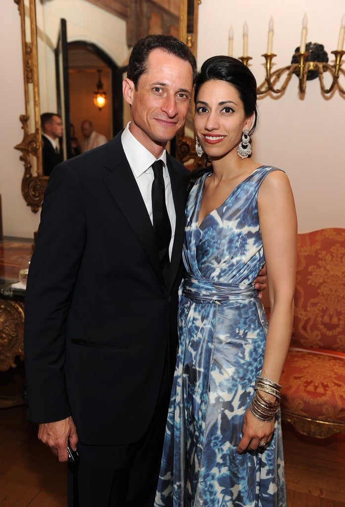 Before the initial scandal, Abedin and her husband, Anthony Weiner, were a young Washington power couple.