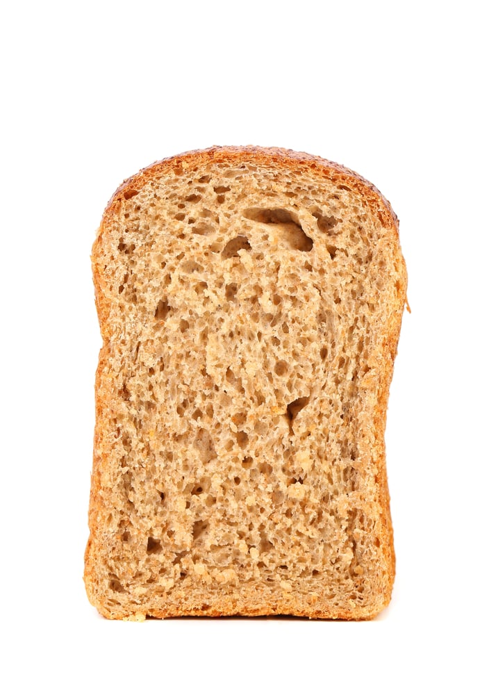 One Piece Wholemeal Bread