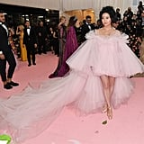 Lana Condor at the 2019 Met Gala