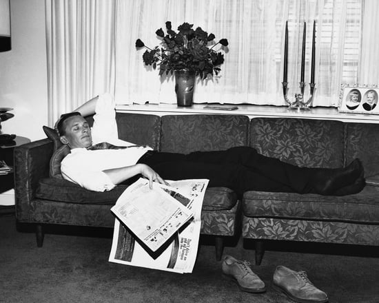 Good, Better, Best: Mid-Century Tufted Sofas