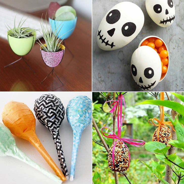 Ways to Reuse Plastic Easter Eggs