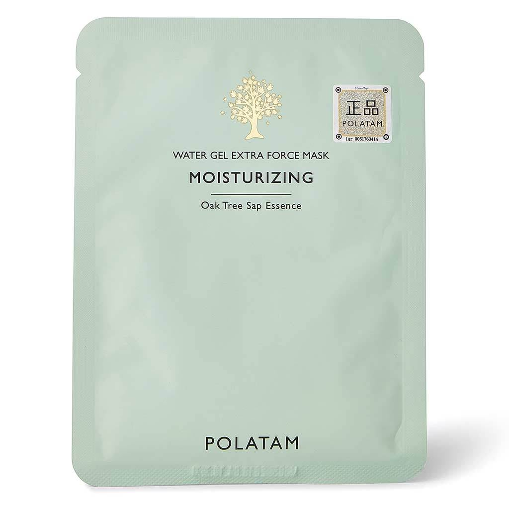 Polatam Water Gel Extra Force Moisturizing Sheet Mask