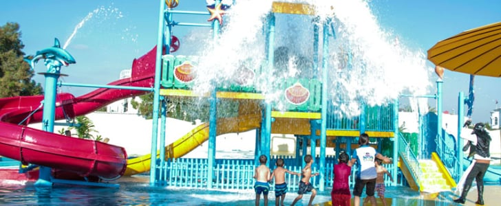 Dubai Opens 'Healthy' Splash 'N' Party Water Park