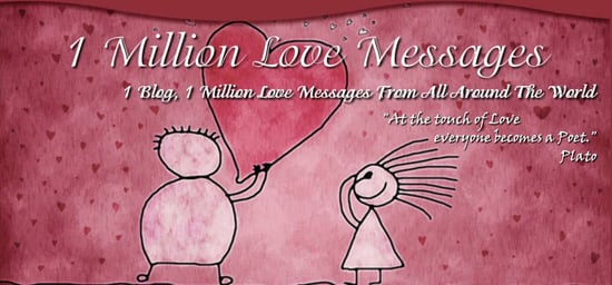 One million love messages