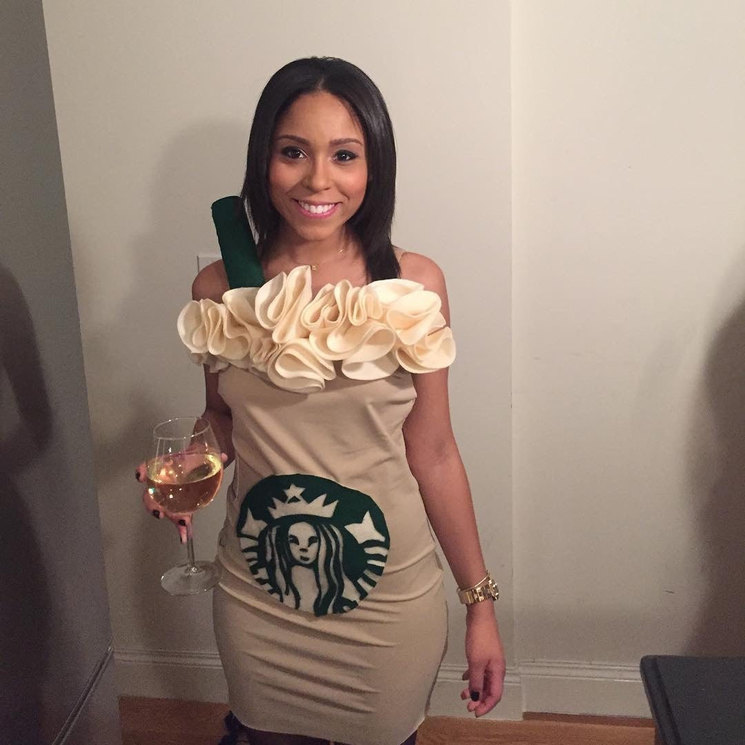 Starbucks costume ideas popsugar smart living solutioingenieria