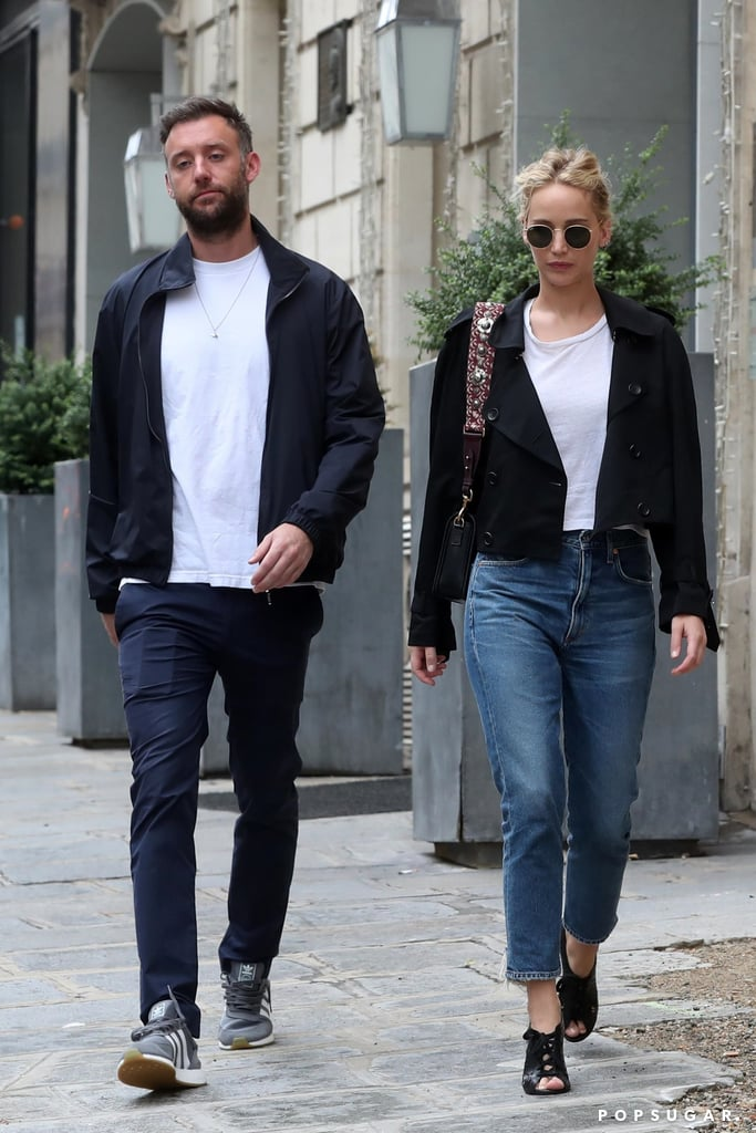 Jennifer Lawrence and Cooke Maroney Engaged | POPSUGAR ...