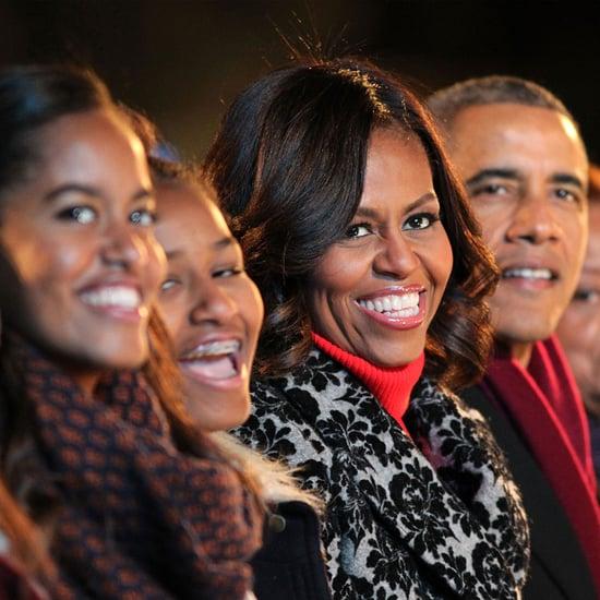 Obama Family Photos 2014