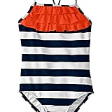 For Babies Through Big Girls: Hanna Andersson Ruffle Swimsuit