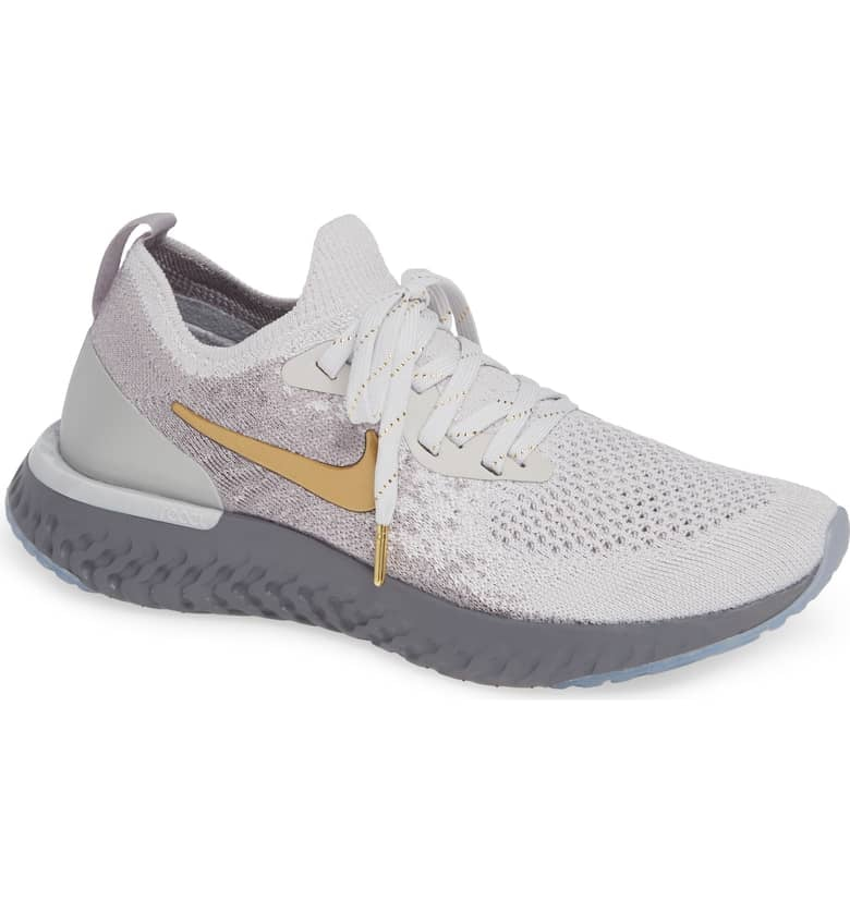 2bb42adf576bb Nike Epic React Flyknit Running Shoe
