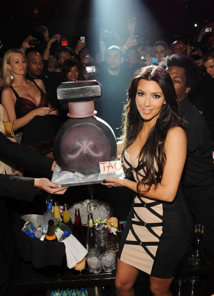She celebrated the launch of her fragrance at Tao Las Vegas in February 2010.
