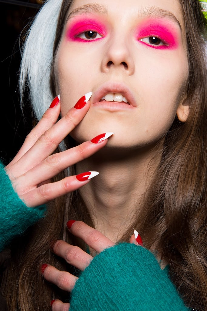 The Paris Runways Are Delivering Seriously Chic Nail Art Inspiration