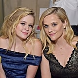 Reese Witherspoon Ava Phillippe at Jewellery Launch Event