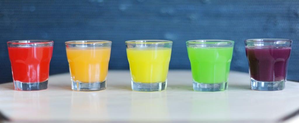 The Quickest Way to Make Skittles Vodka