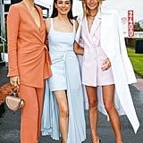 Gemma Ward, Jessica Gomes and Jess Hart