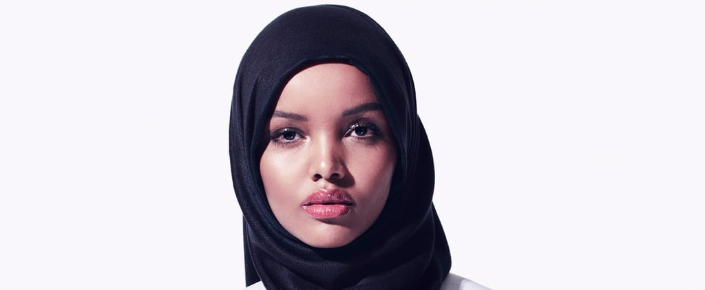 Halima Aden Wears Her Hijab For CR Fashion Book's 10th Edition Cover