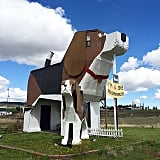 Dog Bark Park Inn, ID