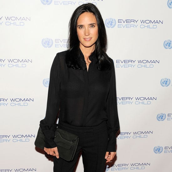 Jennifer Connelly Steps Out After Daughter Is Born Pictures