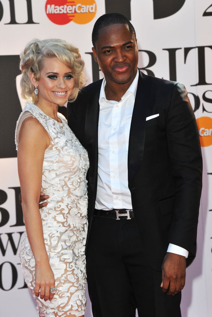 Kimberly Wyatt and Taio Cruz