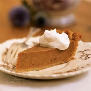 Come Party With Me: Classic Thanksgiving — Menu (Dessert)