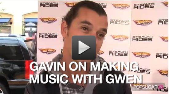 Video of Gavin Rossdale Talking About Making Music With Gwen Stefani