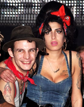 Roundup of New Stories — Sugar Bits — Blake Fielder-Civil Files For Divorce From Amy Winehouse