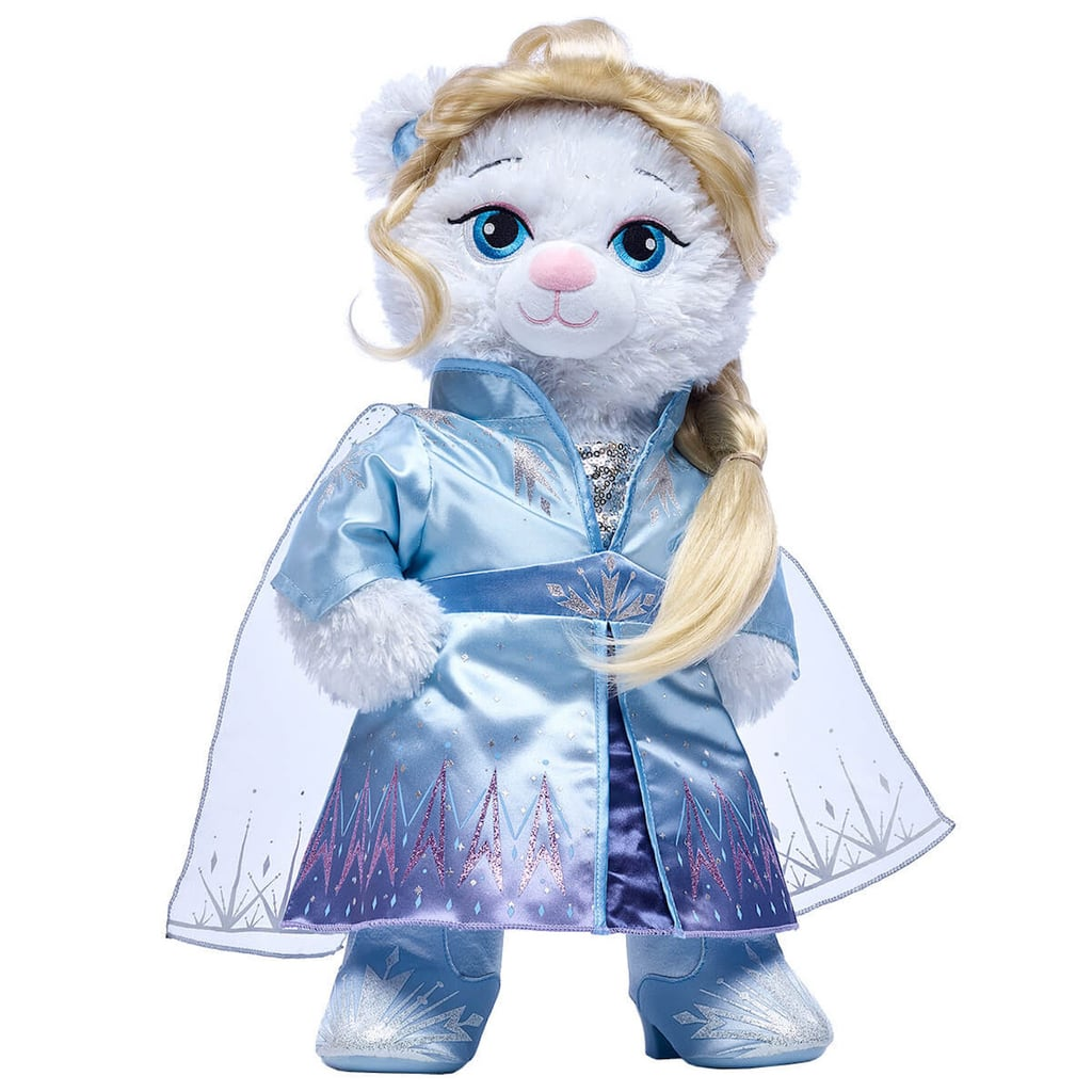 Disney Frozen 2 Plush Toys at Build-A-Bear