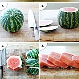 How to Cut a Watermelon Into Squares